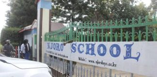 Njoro Boys High School- one of the Covid19 isolation centres in Nakuru County