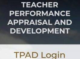 New TPAD 2 portal by TSC.
