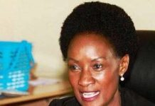 Dr. Nancy Macharia who is the TSC Boss.