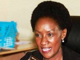 Dr. Nancy Macharia who is the TSC Boss.