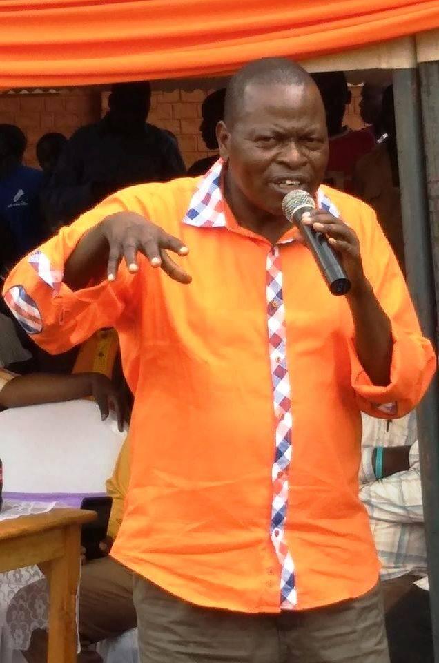 Kuppet Secretary General Akello Misori.