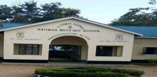 KATHEKA BOYS' SECONDARY SCHOOL
