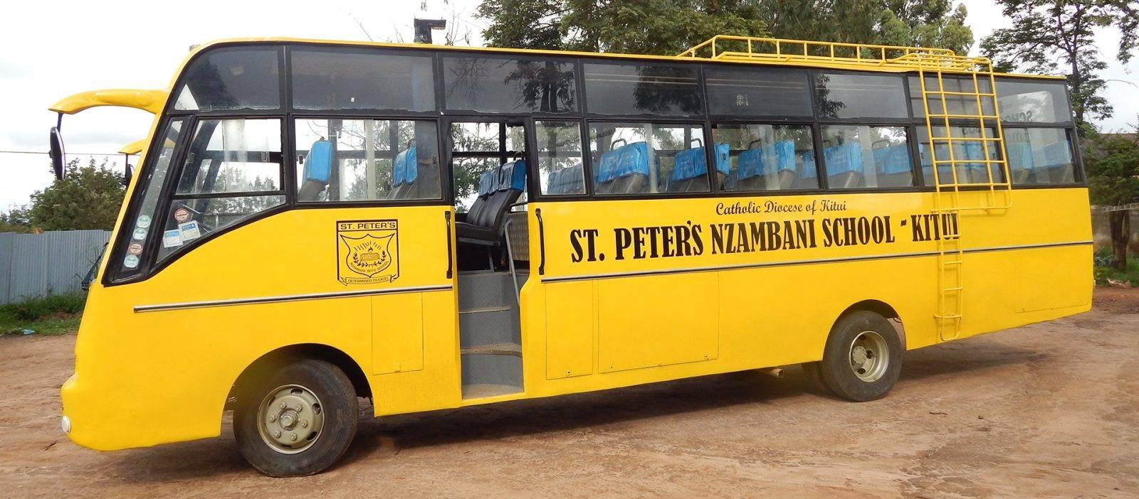 ST.PETER'S NZAMBANI BOYS