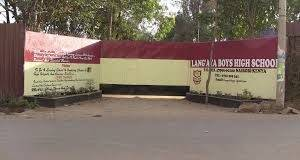 Langata High School- one of the Covid19 isolation centres in Nairobi County.