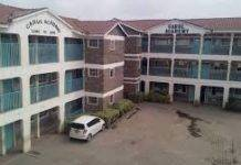 Carol academy. One of the private schools in Kenya.