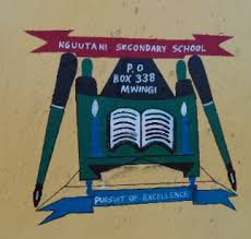 NGUUTANI SECONDARY SCHOOL