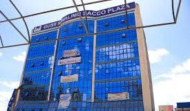 Gusii Mwalimu SACCO Building in Kisii town.