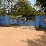 A I C KYOME BOYS SECONDARY SCHOOL