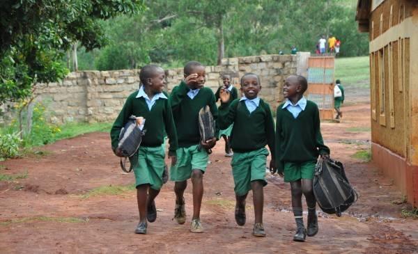 School going children. Photo/ Courtesy.