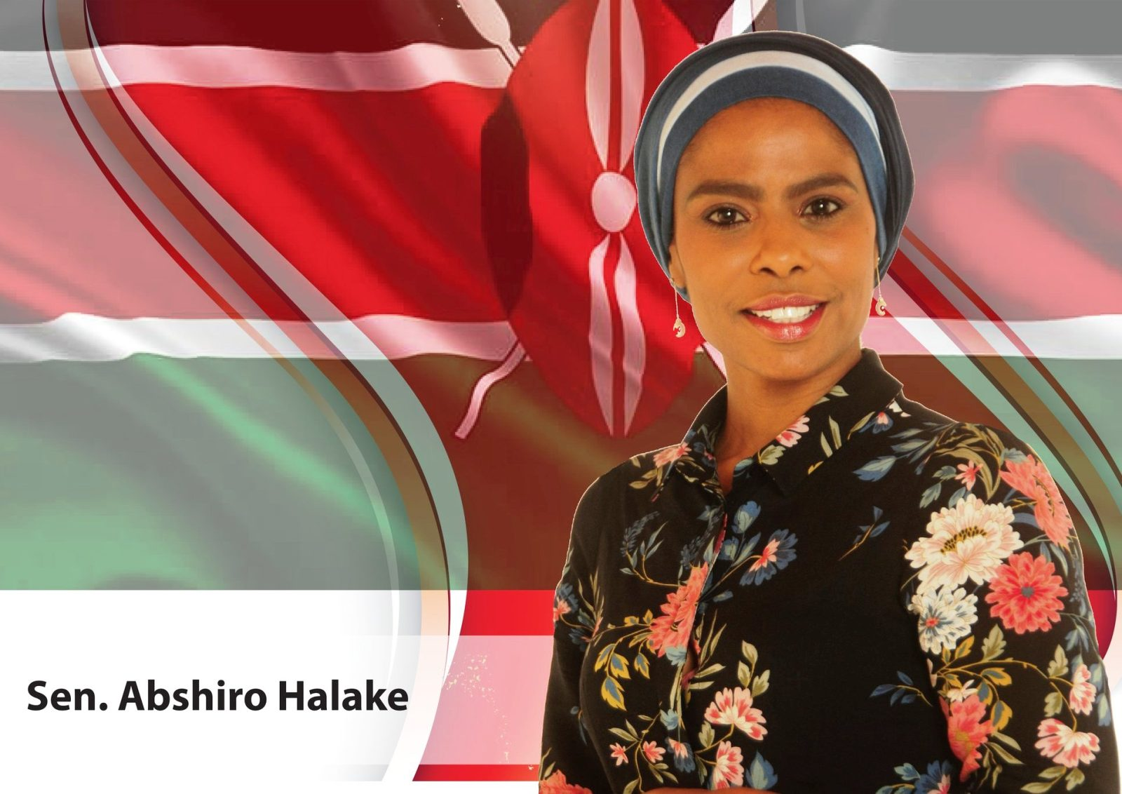 Hon. Abshiro Halake. She is seeking to have the deadline for filing 2019 KRA returns extended.