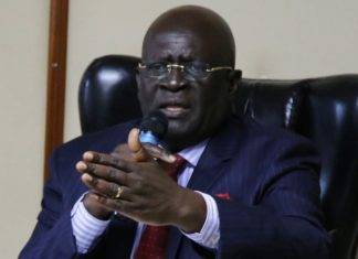 Education Cabinet secretary Prof George Magoha.