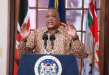 President Uhuru Kenyatta. He says the KSh. 6.5 Billion has been given to the Ministry of Education. The purpose of this is to hire 10,000 teachers and 1,000 ICT interns to support digital learning.