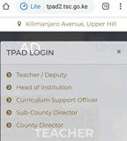 The new TPAD 2 login window.