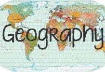 Geography notes.