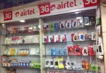 Mobile phone handsets displayed for sale. It is now easier for you to know if your mobile phone is genuine or counterfeit.