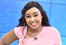 Former K24 news anchor Betty Kyallo.