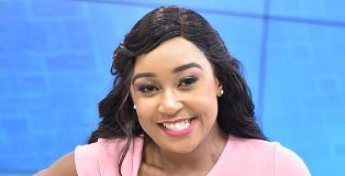 Former K24 news anchor Betty Kyallo.