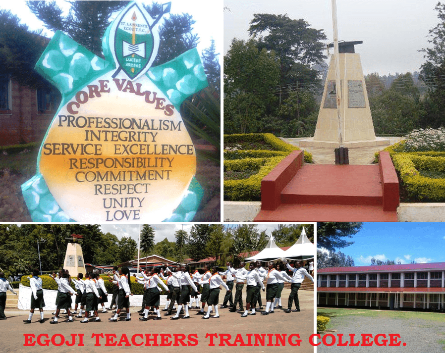 Egoji TTC courses, application form, requirements and admissions. Get all details here.