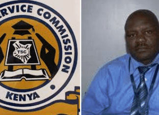 Former Head of Corporate Communications at TSC, Kihumba Kamotho, is dead.