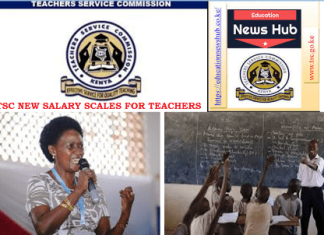 nEW SALARY SCALES FOR TEACHERS AFTER IMPLEMENTATION OF THE FINAL PHASE OF THE cba.