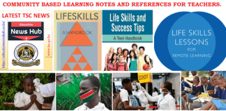 Community Based Learning, CBL, notes, manuals , guidelines and other teachers' resources.