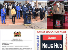CS Magoha says his Ministry to collaborate with HELB to provide Laptops to university students. The latest Education News.