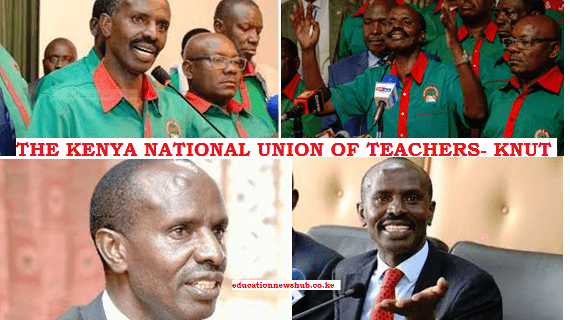 The Kenya National Union of Teachers, KNUT, details.
