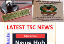 Details on the new Pension scheme for teachers and other civil servants that is set to be rolled out in January 2021.