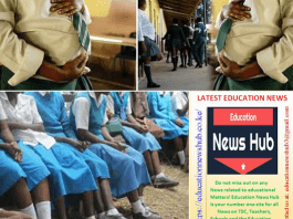 Teenage pregnancies; Here is the latest education news.