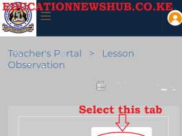 TSC TPAD 2 lesson observation form online. See full guide here.