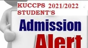 KUCCPS placement news 2021.