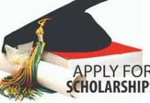 List of available scholarships. Apply today.
