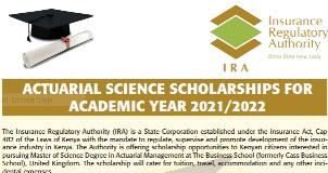 Acturaial Management scholarships