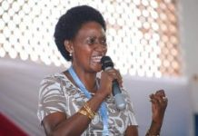 TSC Boss Dr. Nancy Macharia.