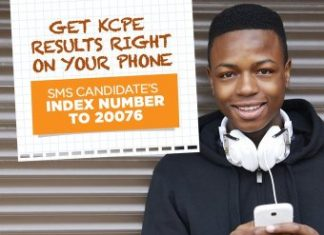 KCPE 2021 results online. Get your results today.