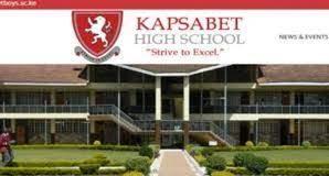Kapsabet Boys KCSE 2020/2021 performance.