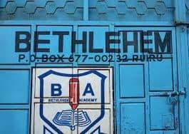 Bethlehem academy kiambu