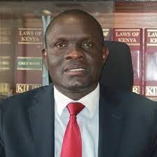 TSC Commissioner Mr. Timon Oyucho