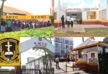 KMTC Branches, Courses, Requirements, Fees and how to apply.