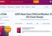 Exam Labs Cisco 200-301 CCNA