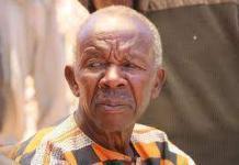 The late Reverend Ambilikile Mwasapile alias Babu wa Loliondo