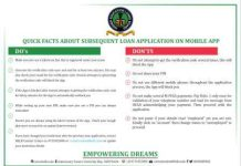 Helb mobile App complete guide.