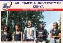 Multimedia University of Kenya