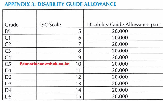 Disability Guide Allowance