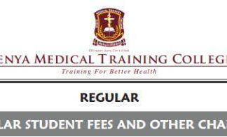 KMTC Fees Structure