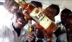 Drunk students. Here are the Ministry of Education Guidelines on drug and substance abuse in schools.