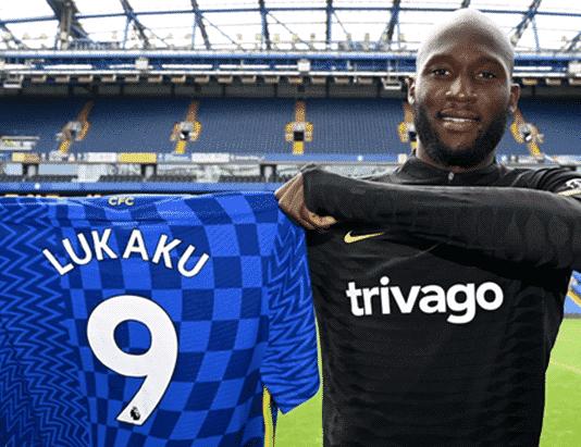Chelsea FC striker Lukaku