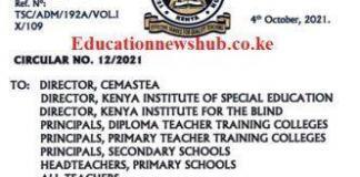 TSC Wealth declaration 2021
